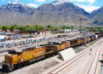 UNION PACIFIC'S DENVER-SALT LAKE CITY MANIFEST.
